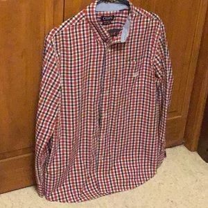 Men's large l/s shirt